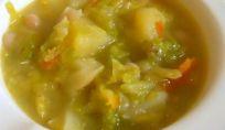 Zuppa di Patate e Verze