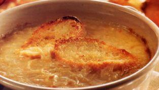 Zuppa di Cipolle alla Lionese