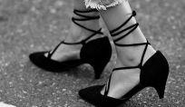 Scarpe con kitten heel: una tendenza bon ton