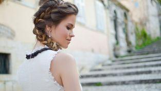 Trecce per capelli: video tutorial per acconciature glamour
