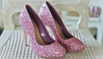 Tendenze primavera/estate 2015: le scarpe glitter