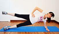 Plank laterale, esercizio completo per il core