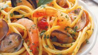 Spaghetti marinari