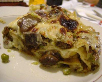 Ricetta Lasagne Ai Funghi.Lasagne Ai Funghi Porcini