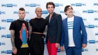 X Factor 9: ecco i giudici e le categorie