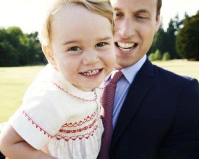 Oggi il Principino George compie due anni!