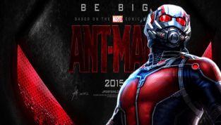 Ant-Man, il più piccolo tra i supereroi Marvel arriva al cinema