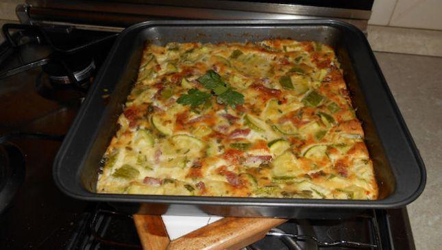 Tortino di zucchine col Bimby, un secondo piatto delizioso