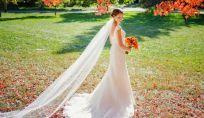 4 consigli per la scelta dell'abito da sposa in autunno