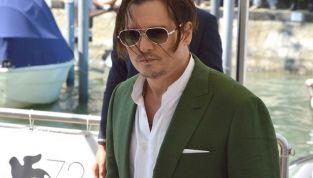 Venezia 2015: terza giornata con Johnny Depp