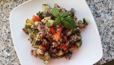 Quinoa con verdure estive