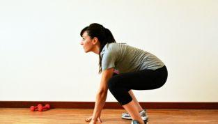 Burpee, training per bruciare calorie e tonificare i muscoli