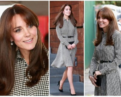 Cambio di look per Kate Middleton