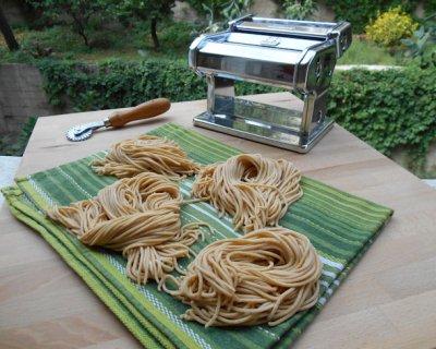 Spaghetti alla chitarra: ecco come prepararli in casa
