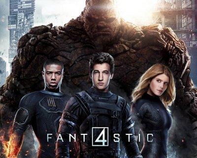 Fantastic 4 - I fantastici quattro: l'ultimo cinecomics arriva al cinema