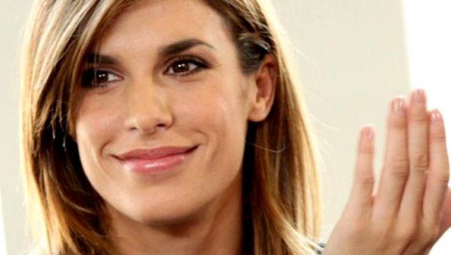 Elisabetta Canalis, una mamma social