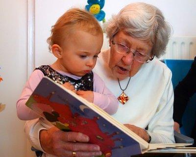 Nonni ed il loro ruolo educativo