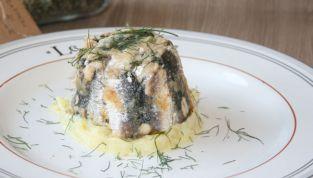 Sformatino di sarde e patate un ricco e goloso secondo piatto mediterraneo
