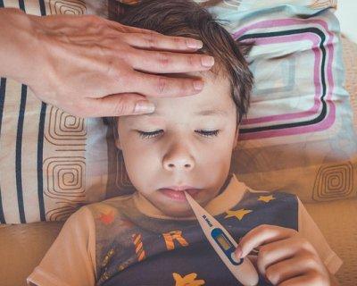 Febbre nei bambini: che fare?