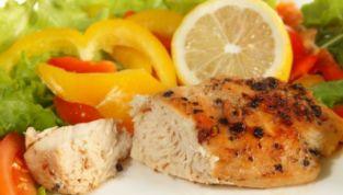 Pollo alla greca