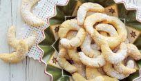 Vanille kipferl, i biscotti di Natale alla vaniglia