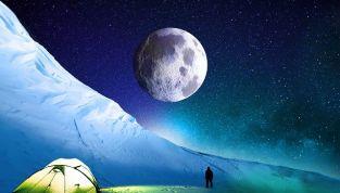 Vacanze di Natale 2015 sotto le stelle: Merano ad alta quota