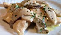 Filetto di funghi e patate