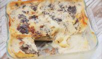 Lasagne vegan ai funghi