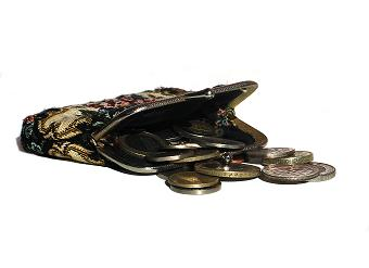 Borsellino per monete
