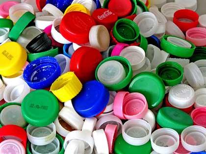 Tappi bicchieri plastica