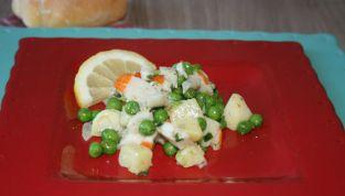 Insalata di surimi, una ricetta leggera ma ricca di sapore