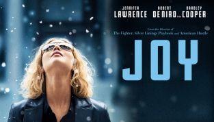 Joy, la scalata al successo di una donna straordinaria