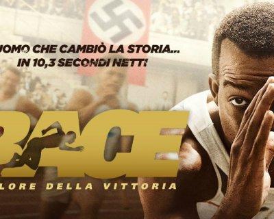 Race - Il colore della vittoria: la biografia dell'atleta che si oppose a Hitler