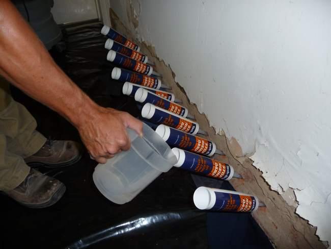 Umidit di risalita - Soluzione umidita casa ...