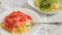 Spaghetti di frutta