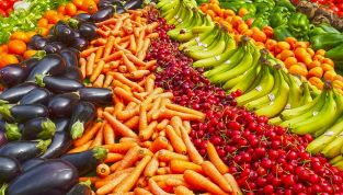 Consigli per mangiare più frutta verdura