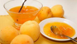 Salsa dolce di albicocche