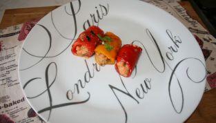 Involtini di peperoni, un secondo sfizioso per l'estate