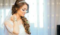 Come abbinare il make up all'abito da sposa