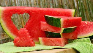Come tagliare l'anguria, il frutto dell'estate