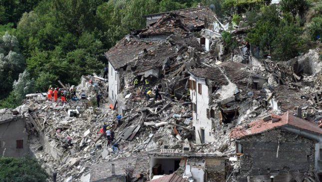 Terremoto: la terra trema ancora e sale il numero delle vittime