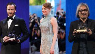 Mostra del cinema di Venezia 2016: ecco chi ha vinto