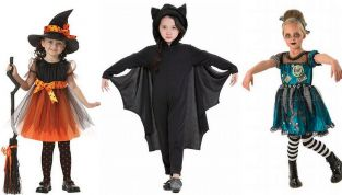 Costumi di Halloween per bambine: ecco quelli più belli