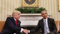 Incontro tra Obama e Trump
