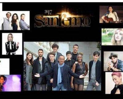 Sanremo 2017: la lista di tutti i partecipanti