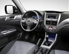 Plancia Subaru Justy
