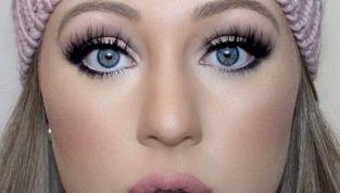 Lustre: trend make up per illuminare il viso