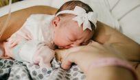 Latte materno: crisi del terzo mese