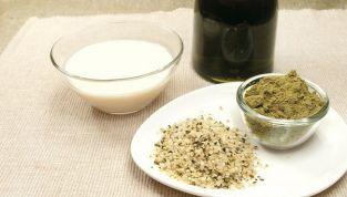 Latte di canapa: proprietà e benefici