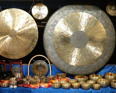 Bagni di Gong: effetti e benefici